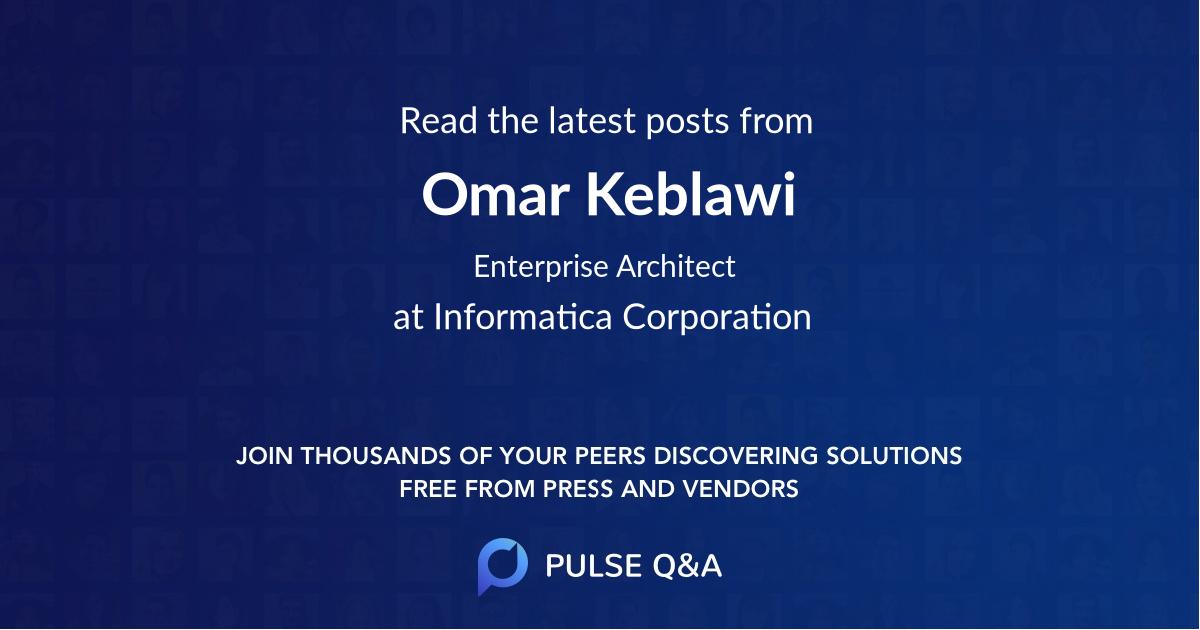 Omar Keblawi