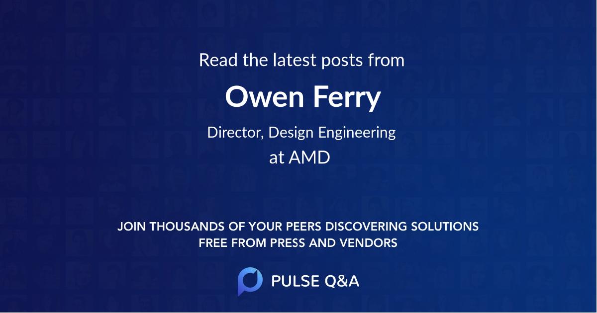 Owen Ferry