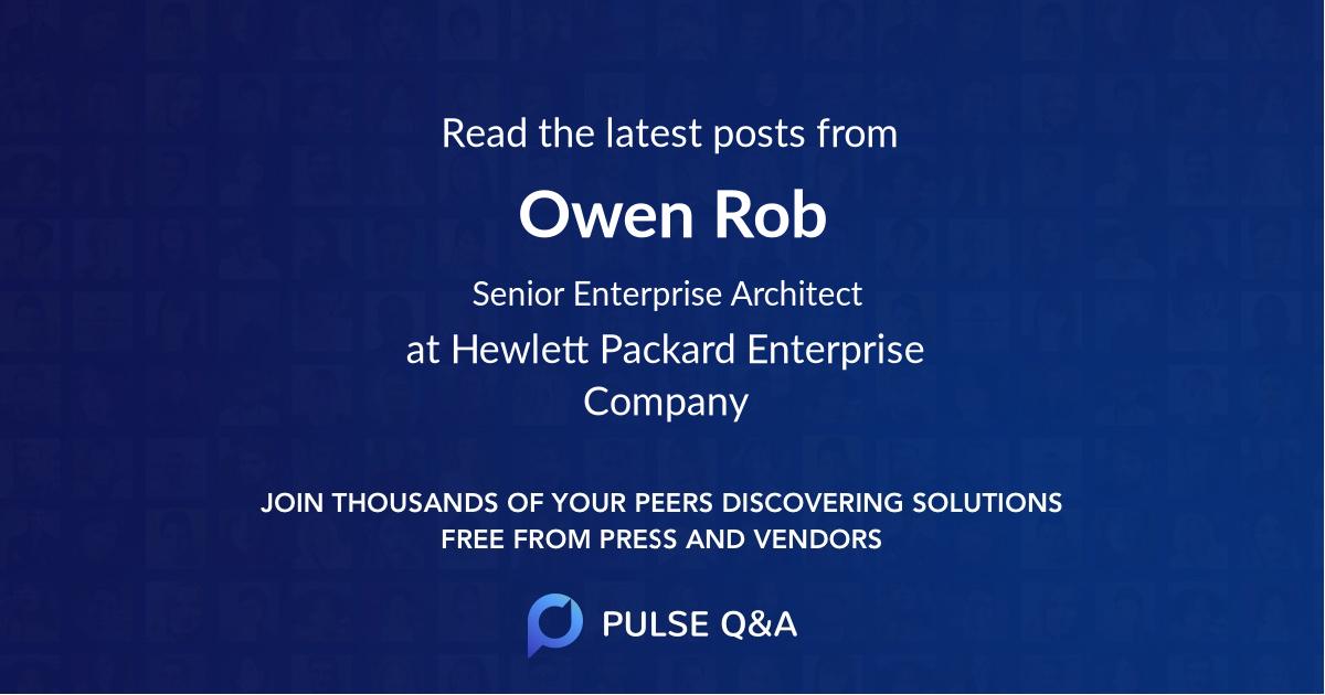 Owen Rob