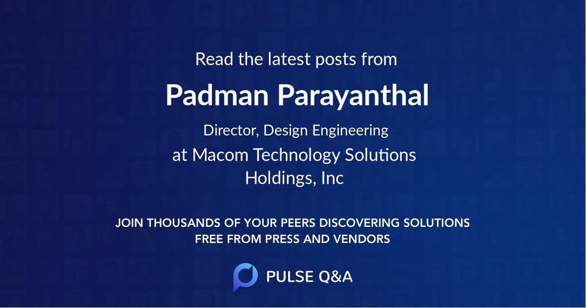 Padman Parayanthal