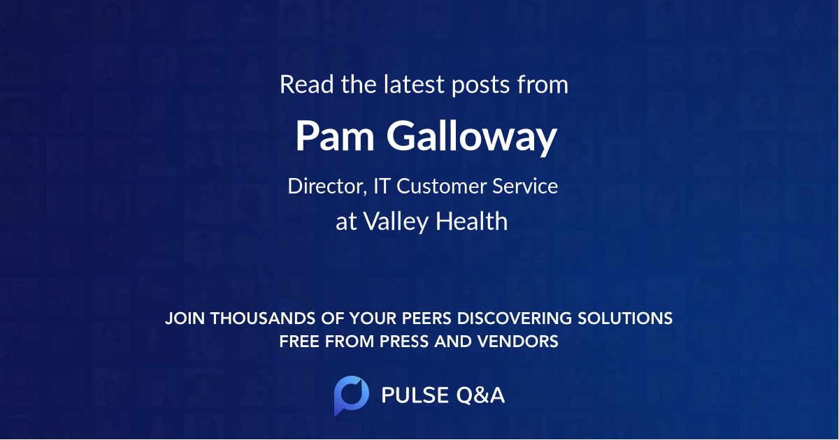 Pam Galloway
