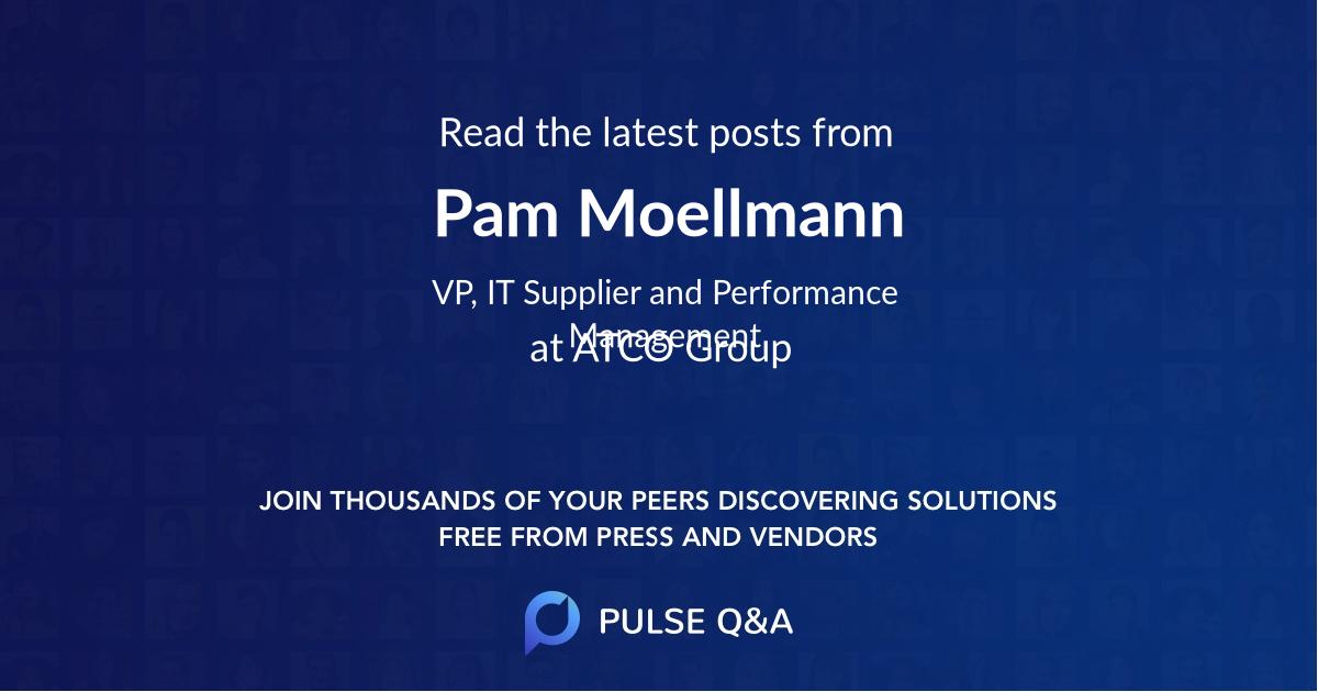 Pam Moellmann