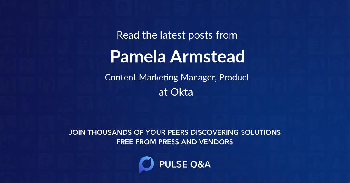 Pamela Armstead