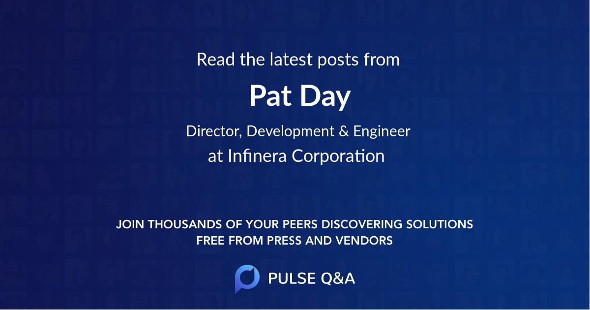 Pat Day