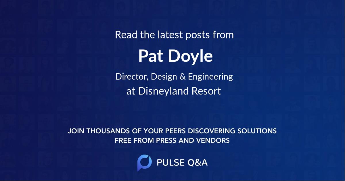 Pat Doyle