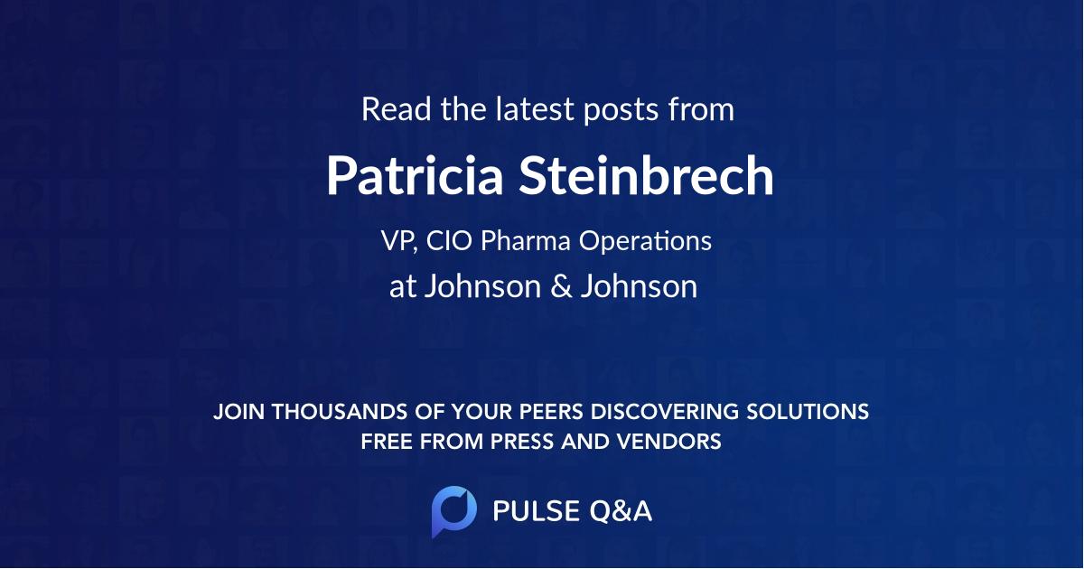 Patricia Steinbrech