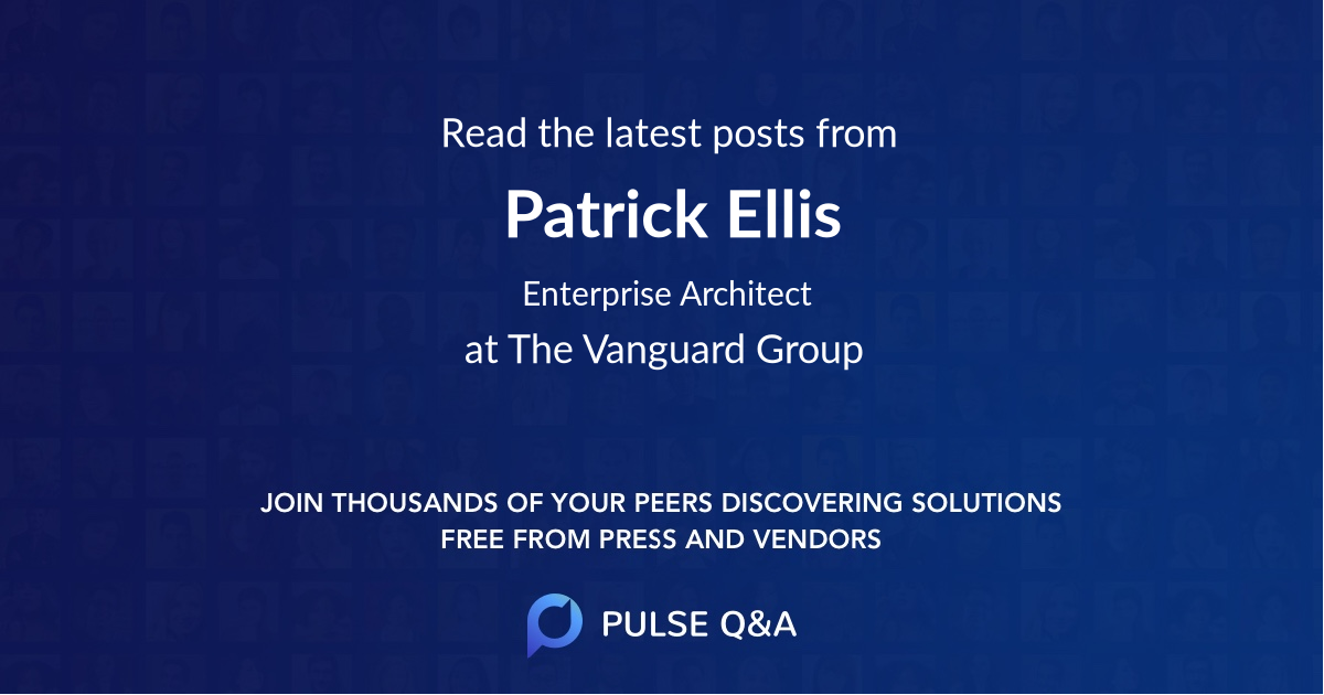 Patrick Ellis