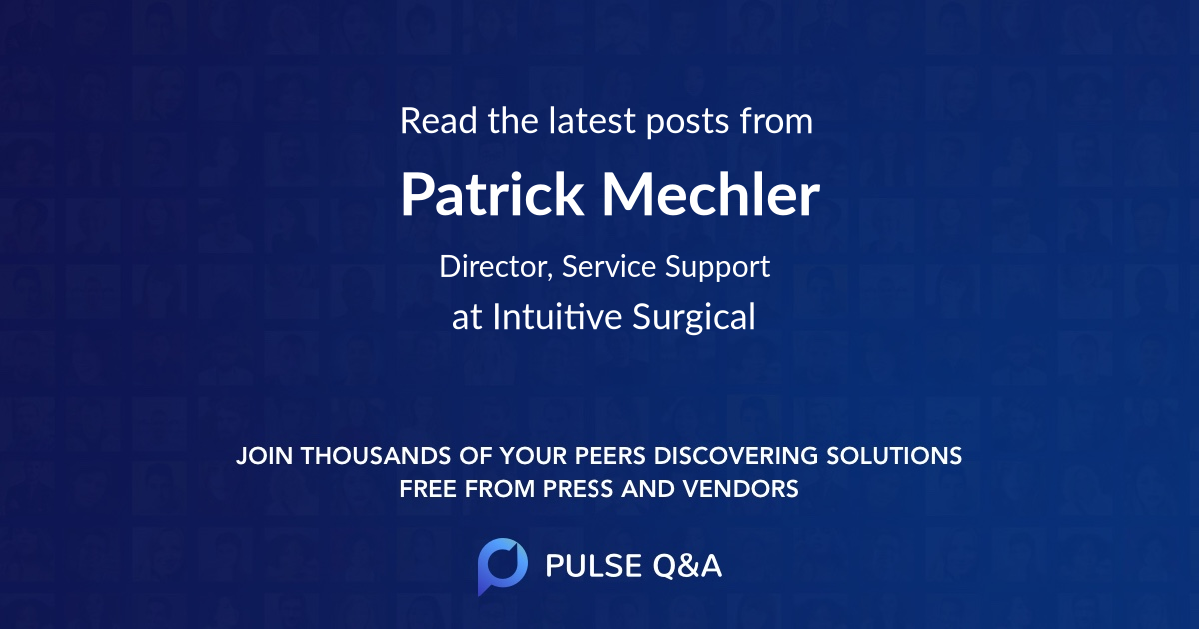 Patrick Mechler