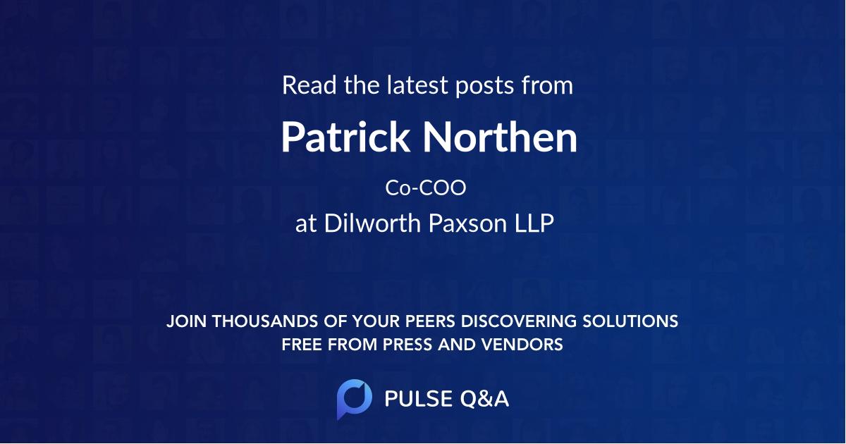 Patrick Northen