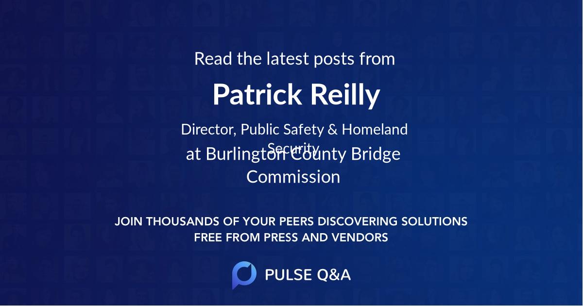Patrick Reilly