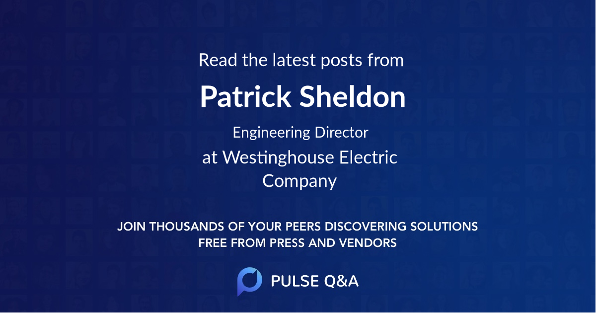 Patrick Sheldon