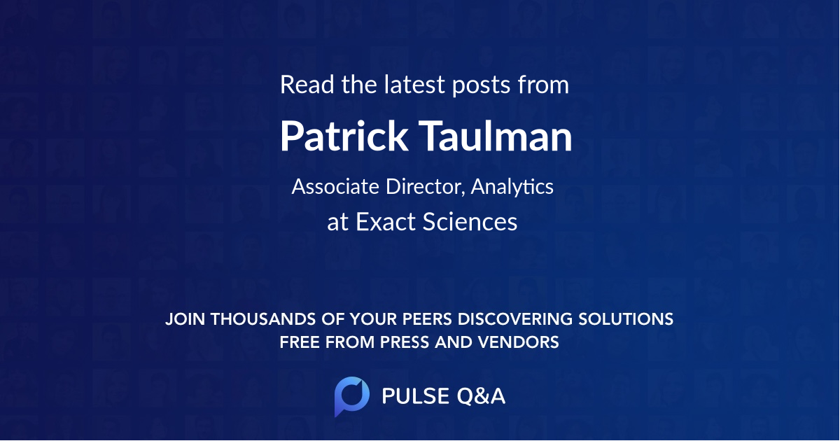 Patrick Taulman