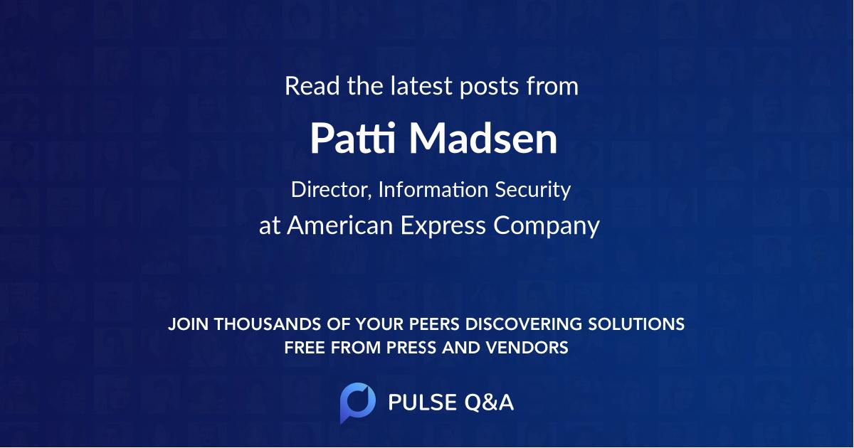 Patti Madsen