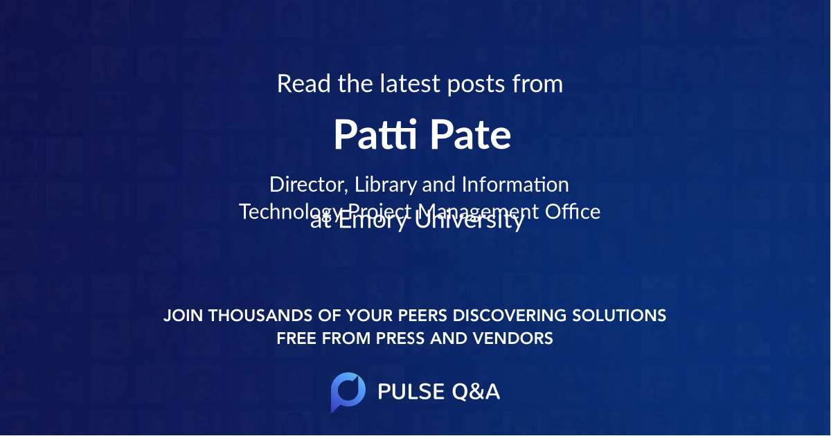 Patti Pate