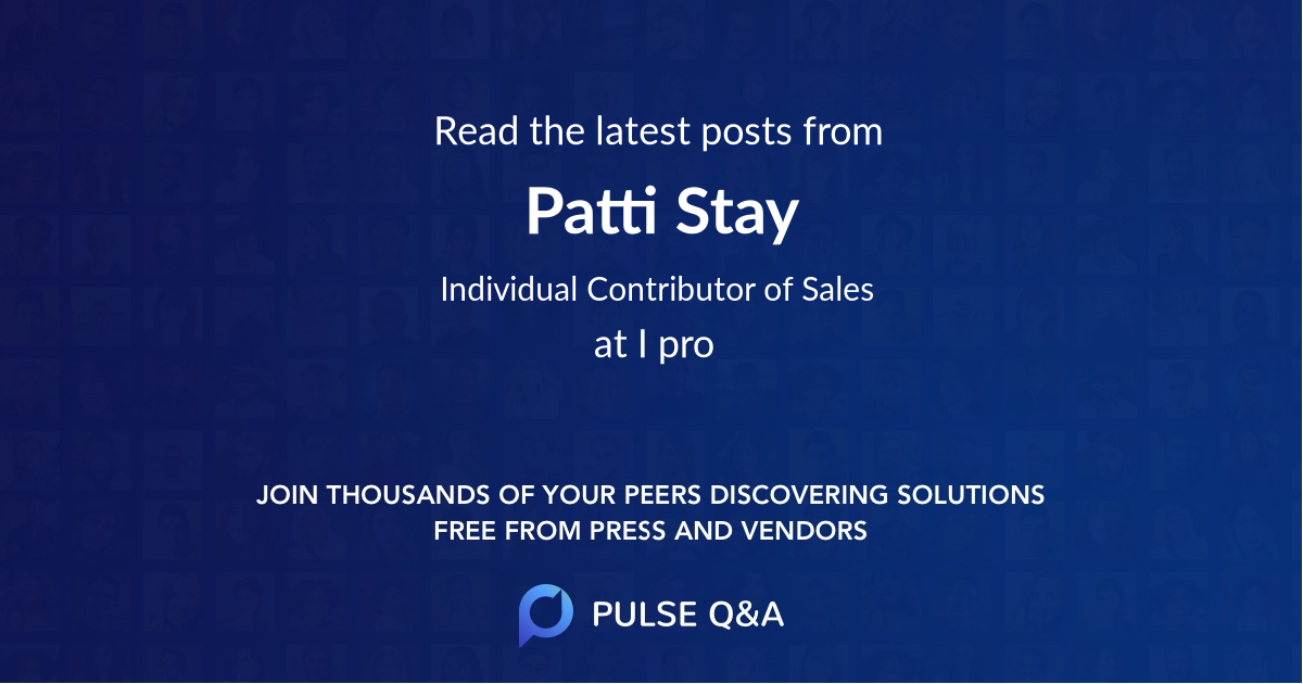 Patti Stay