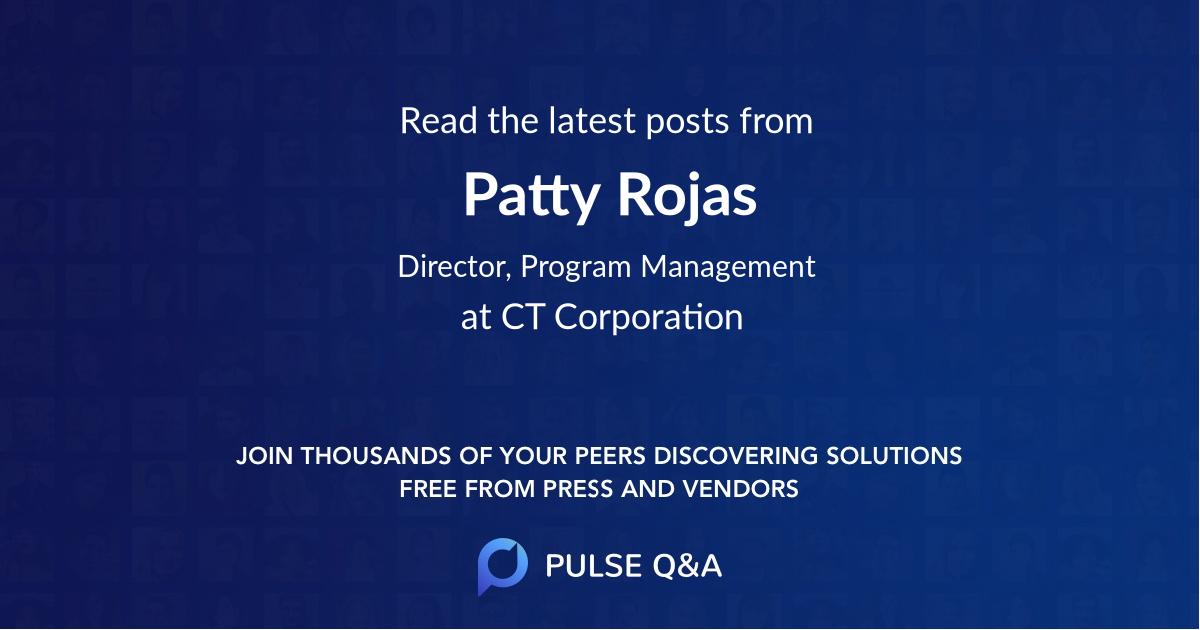 Patty Rojas