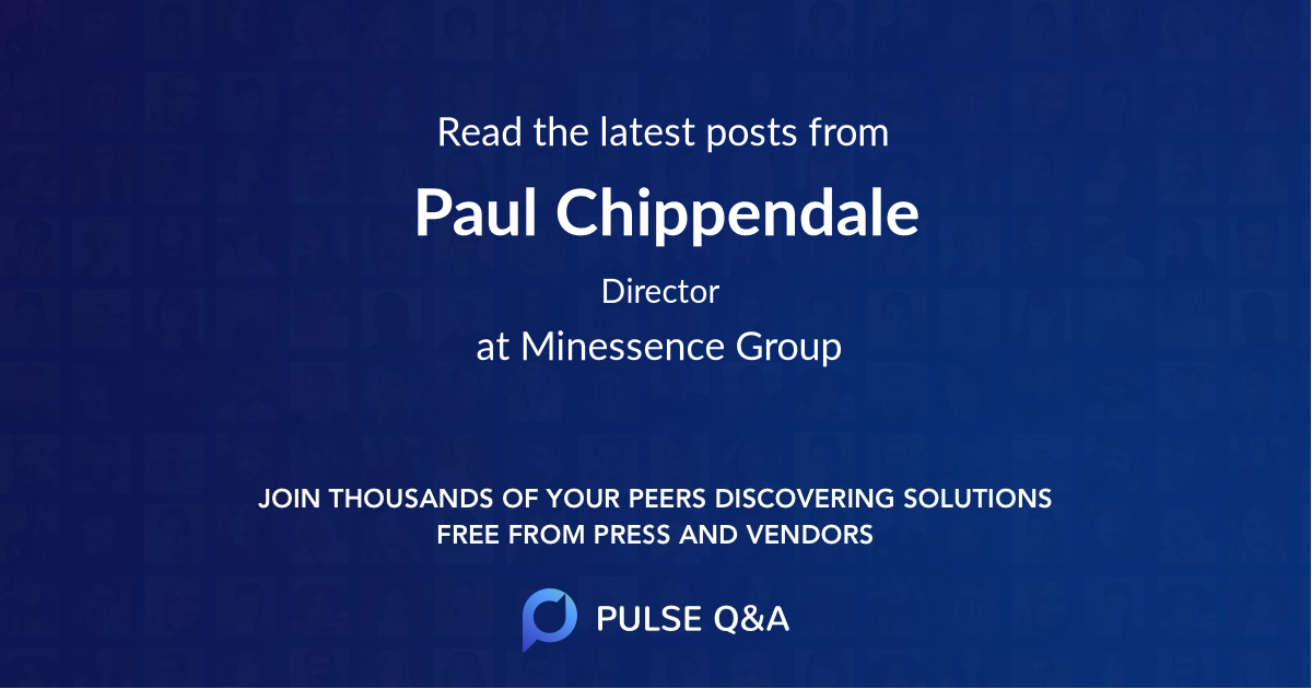 Paul Chippendale