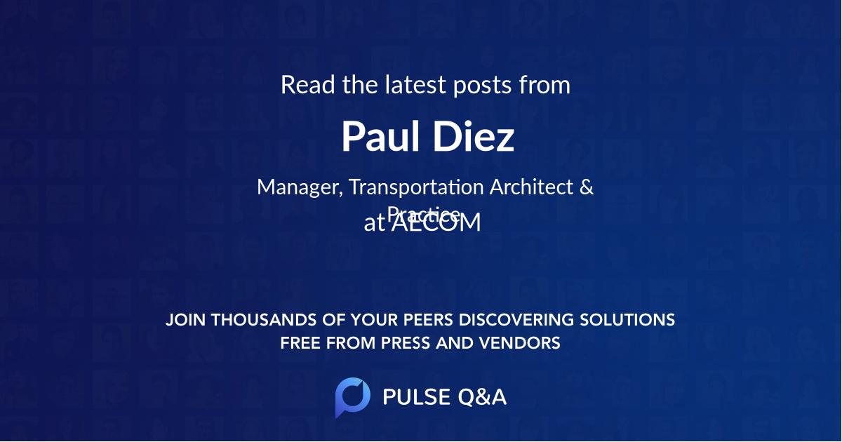 Paul Diez