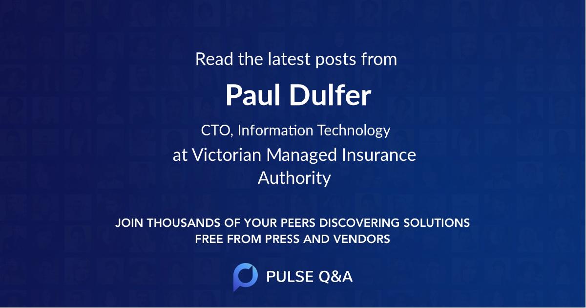 Paul Dulfer