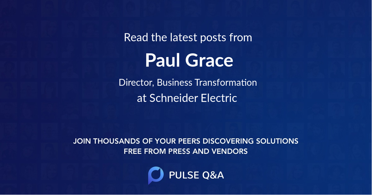 Paul Grace