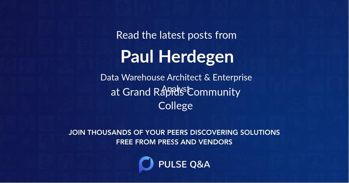 Paul Herdegen