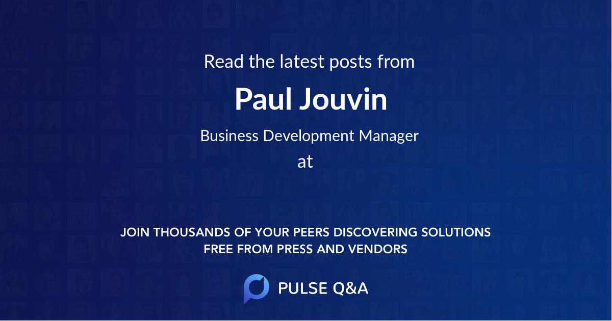 Paul Jouvin