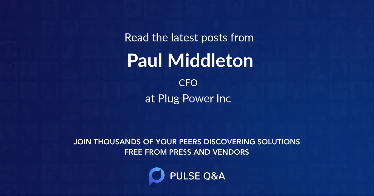 Paul Middleton