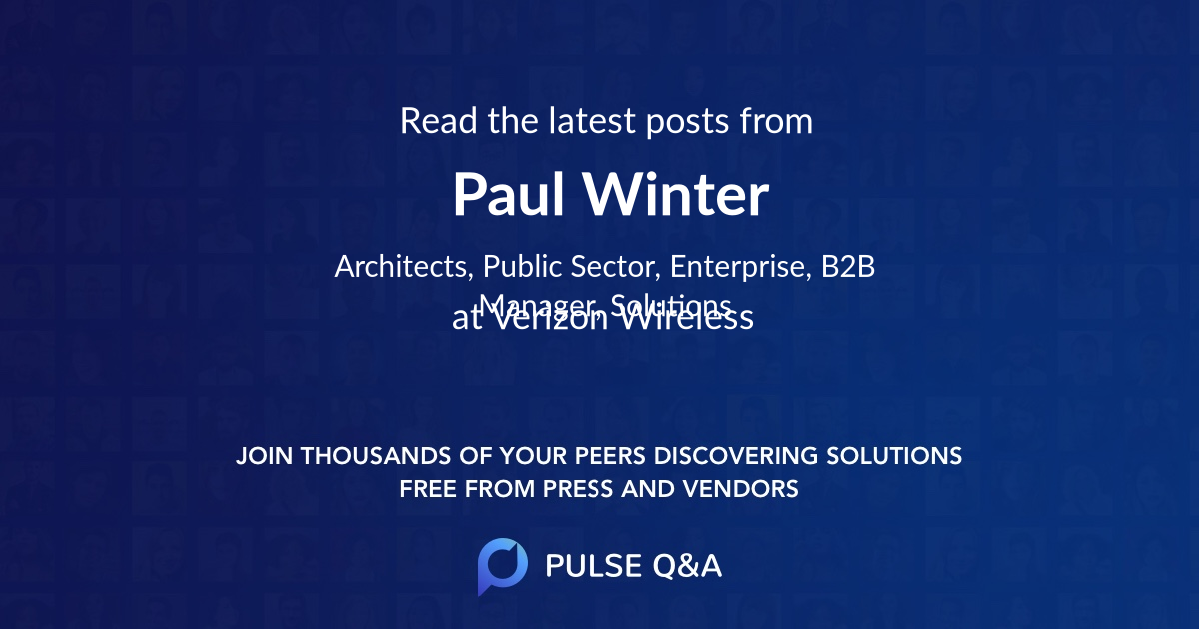 Paul Winter