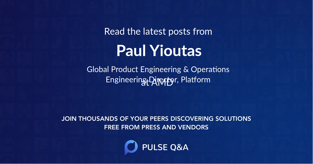 Paul Yioutas