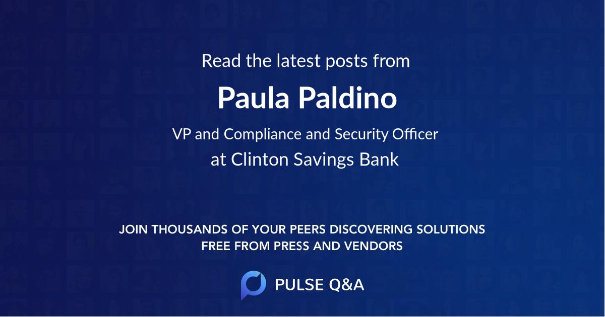 Paula Paldino
