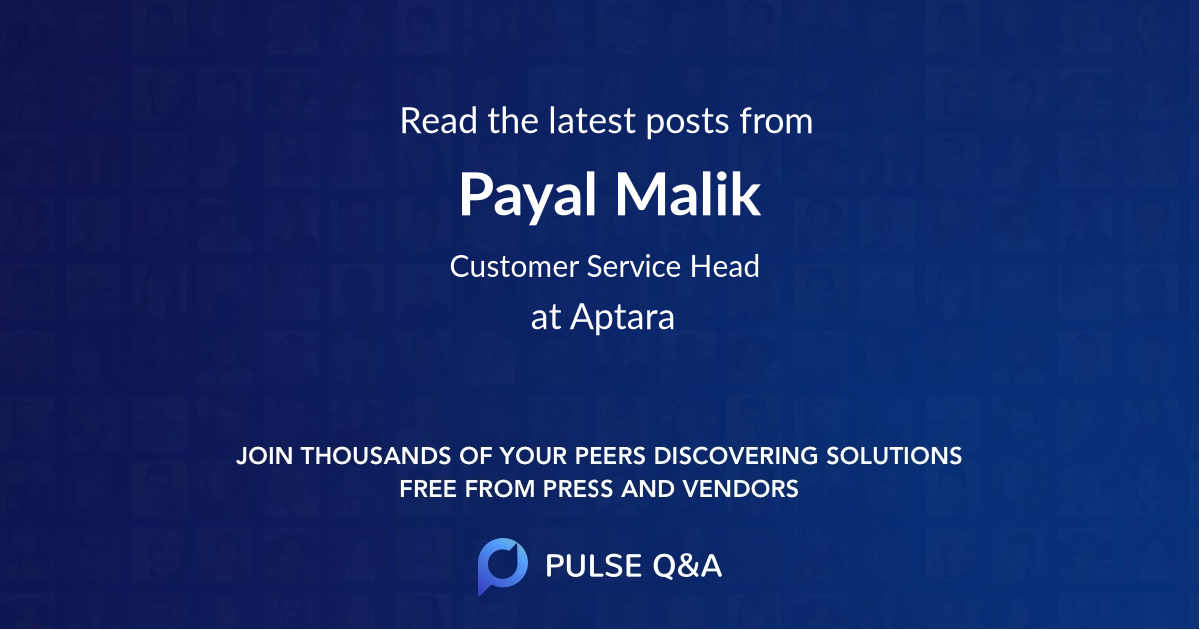 Payal Malik