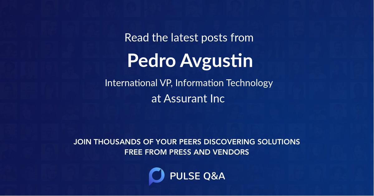 Pedro Avgustin