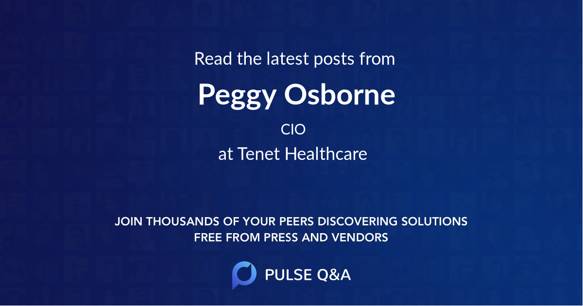 Peggy Osborne