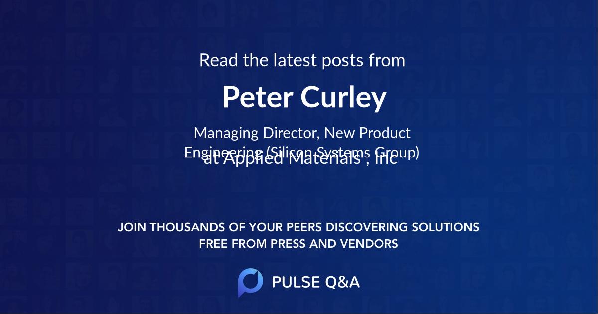 Peter Curley
