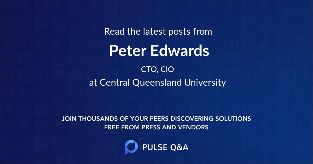 Peter Edwards