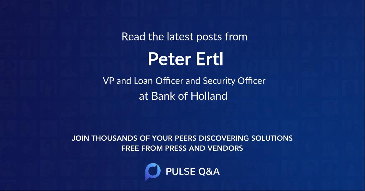 Peter Ertl