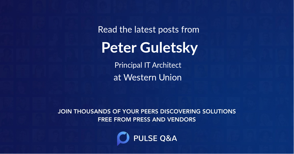 Peter Guletsky