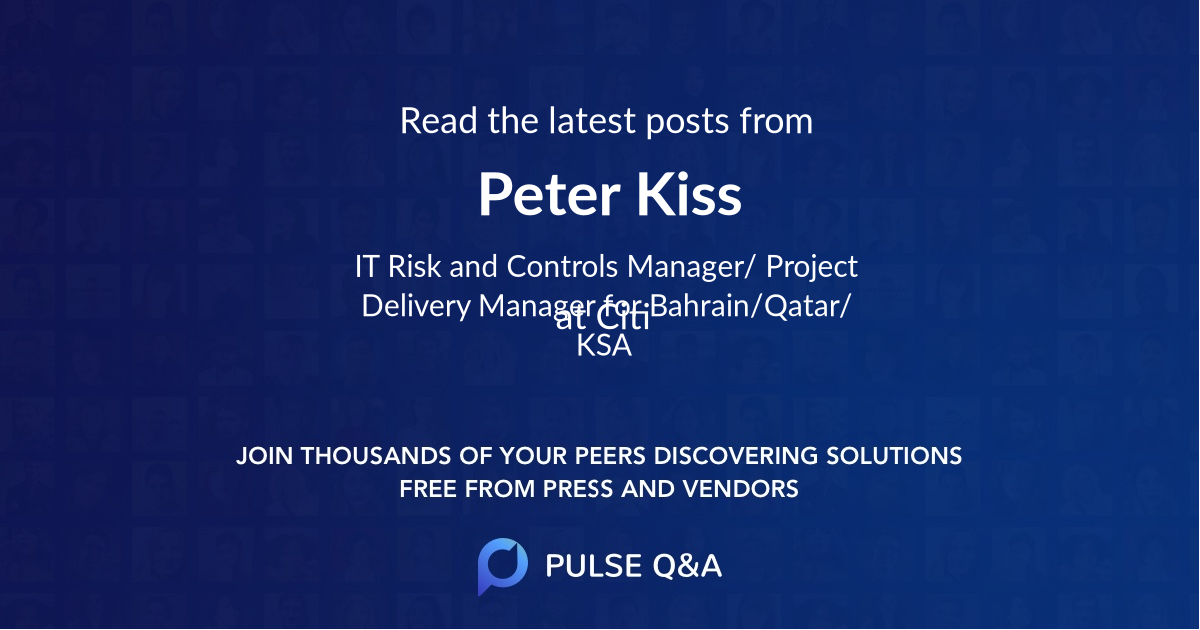 Peter Kiss