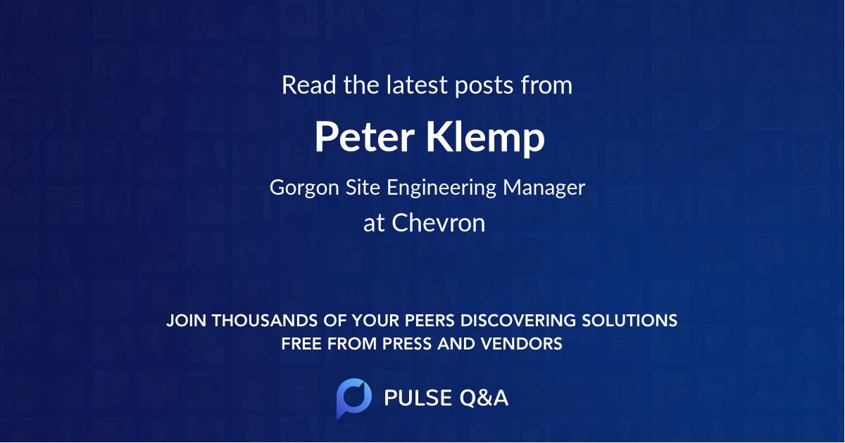 Peter Klemp