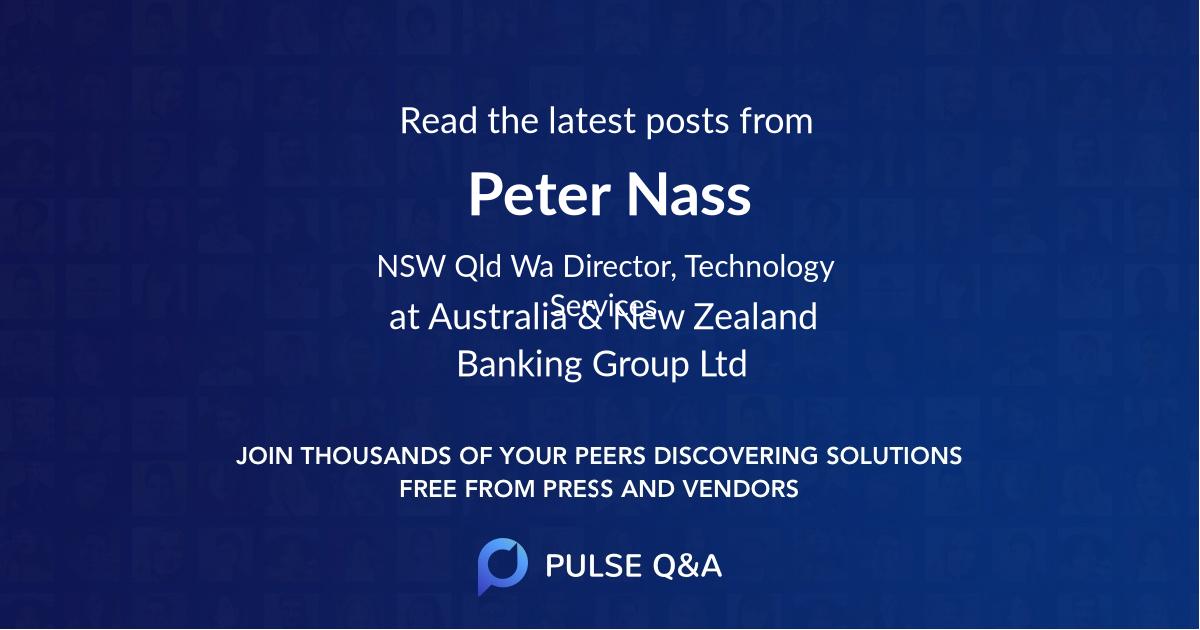 Peter Nass
