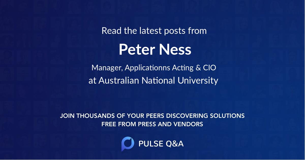 Peter Ness