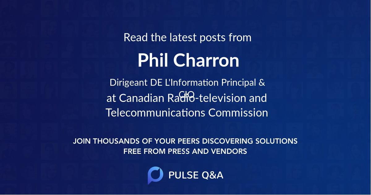 Phil Charron