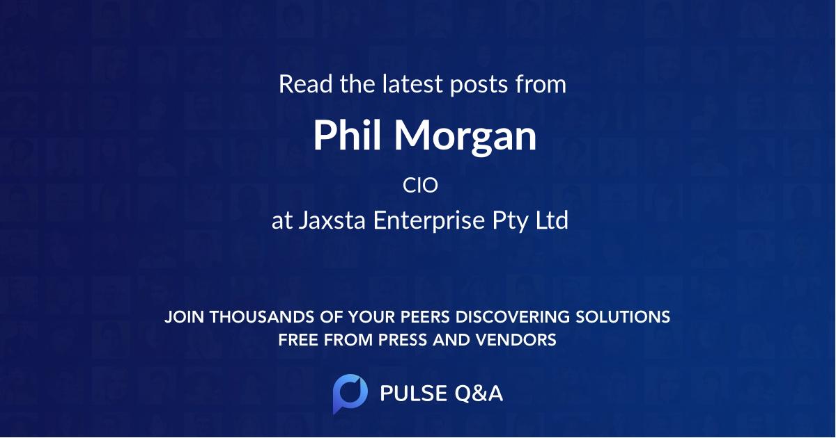 Phil Morgan