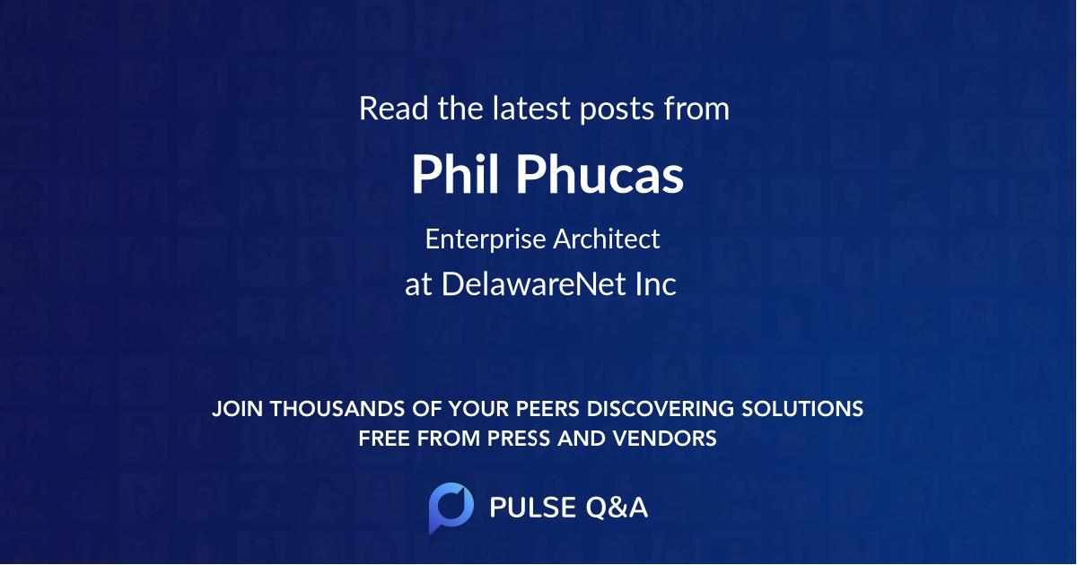 Phil Phucas