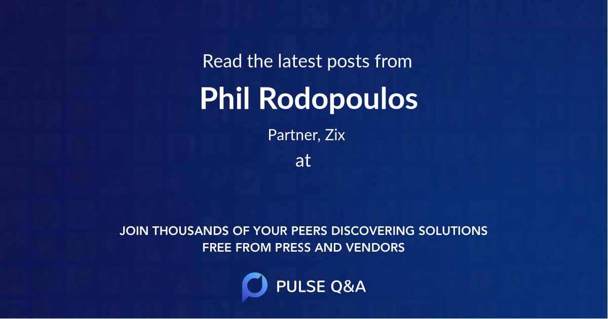 Phil Rodopoulos