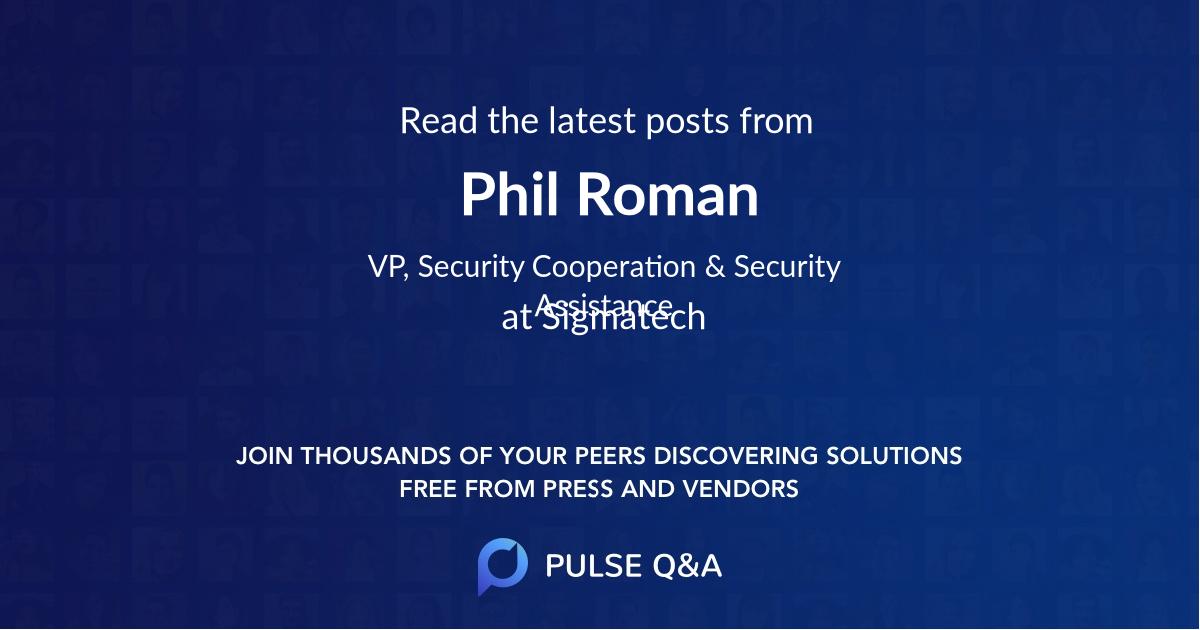 Phil Roman