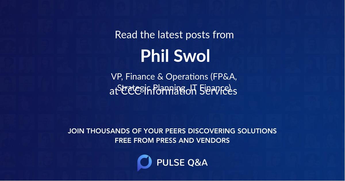 Phil Swol