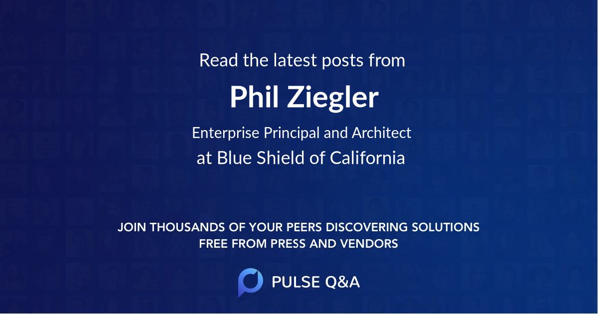 Phil Ziegler