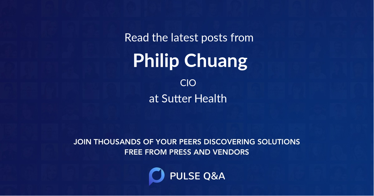 Philip Chuang