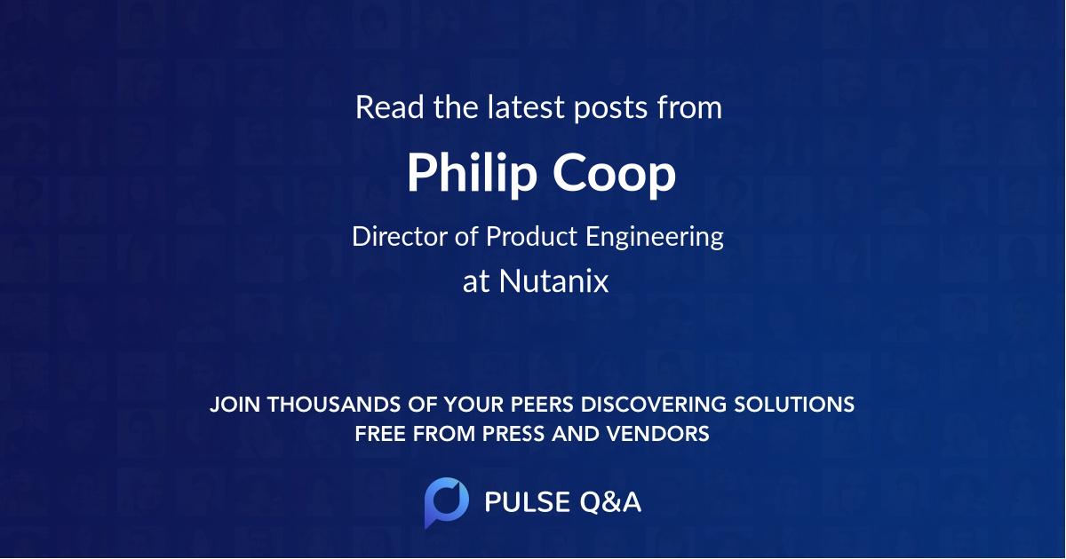 Philip Coop